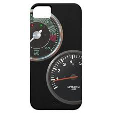 vintage racing iphone cover