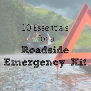 10 Essentials for a Roadside Emergency Kit