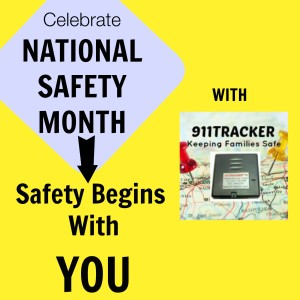National Safety Month Logo