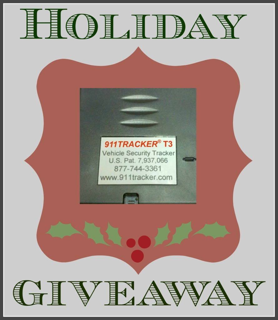 911Tracker Holiday Giveaway