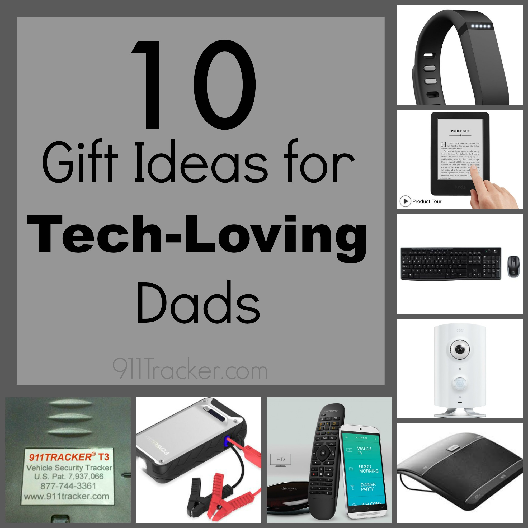 Tech Gifts For Dad 10 Tech Gadgets Gifts For Dad