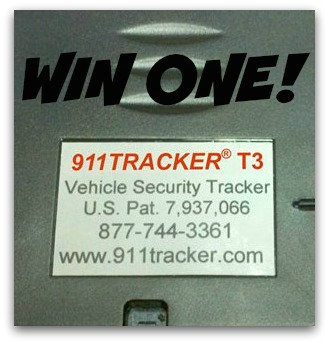 911Tracker T3 Device Giveaway
