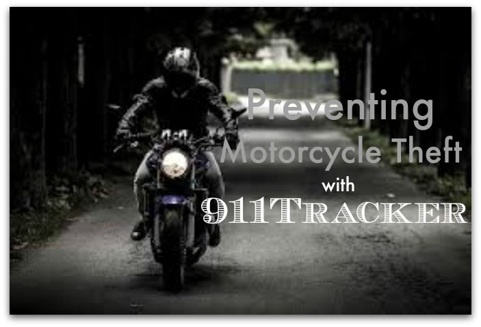 Preventing Motorcycle Theft