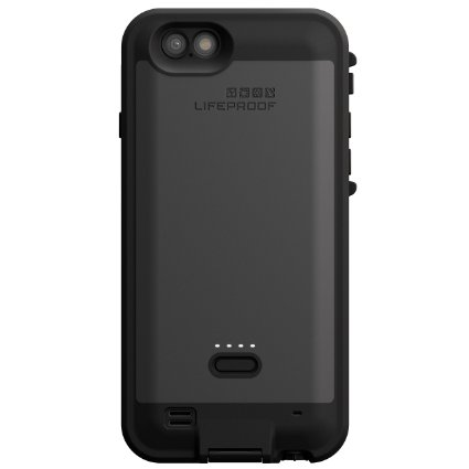 Is he always on the go? Get him a charging, indestructible case from Lifeproof!