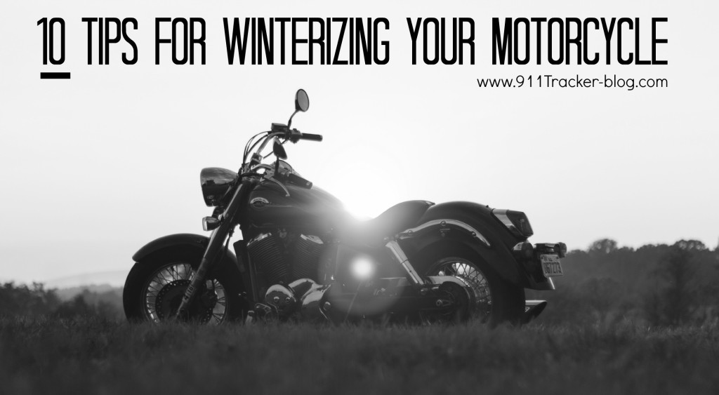 10 tips for winterizing your motorcycle