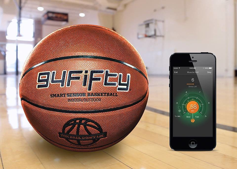Smart-Sensor-Basketball-Pack