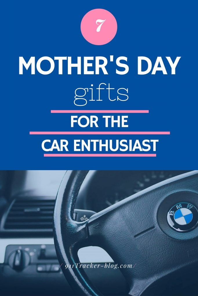 mother's day gifts for the car enthusiast