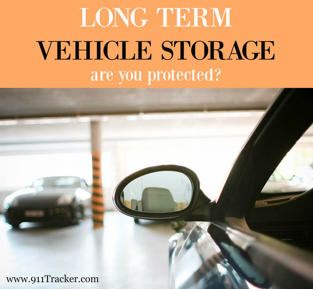 LONG TERM VEHICLE STORAGE