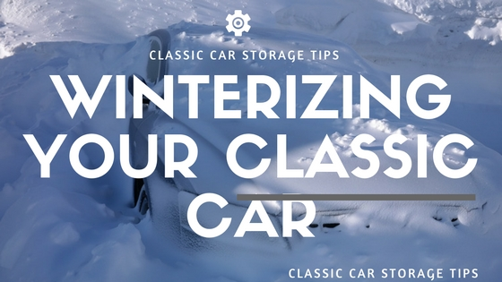 Winterizing Your Car: Classic Car Storage Tips-Winterizing Your Classic Car