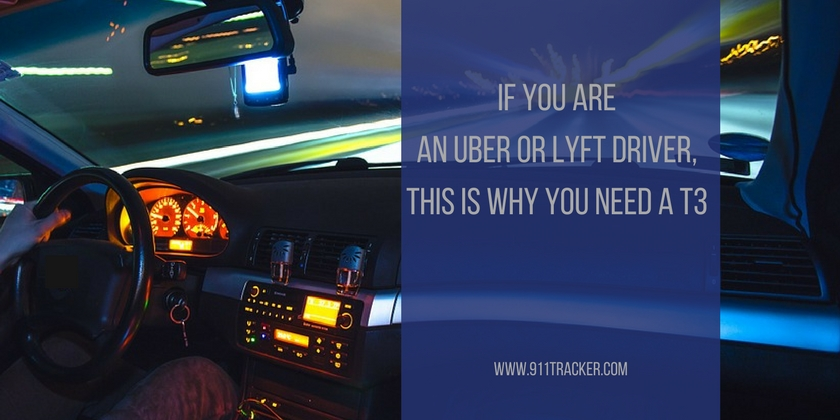 If You Are an Uber or Lyft Driver, This is Why You Need a T3
