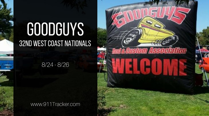Goodguys Nd West Coast Nationals Car Show Tracker - The good guys automotive